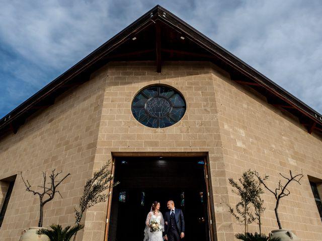 Il matrimonio di Saverio e Michela a Rossano, Cosenza 16