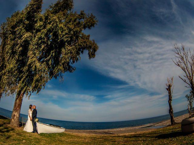 Il matrimonio di Saverio e Michela a Rossano, Cosenza 17