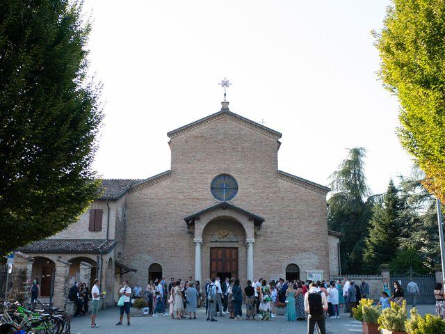 Il matrimonio di Valentina e Nicolas a Fidenza, Parma 11