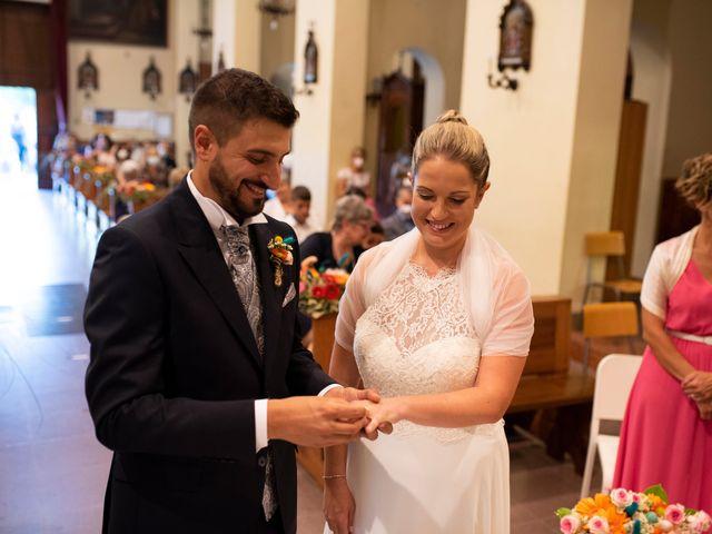 Il matrimonio di Valentina e Nicolas a Fidenza, Parma 14