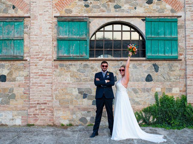 Il matrimonio di Valentina e Nicolas a Fidenza, Parma 21