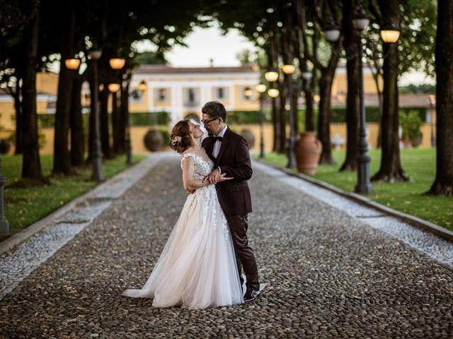 Il matrimonio di Hitoshi e Lisa a Coccaglio, Brescia 4