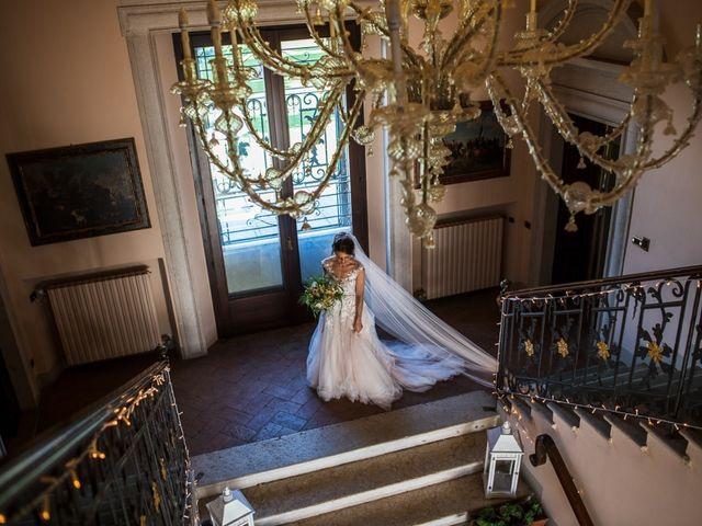 Il matrimonio di Hitoshi e Lisa a Coccaglio, Brescia 6