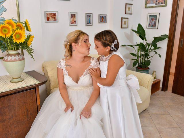 Il matrimonio di Alex e Michela a Cagliari, Cagliari 14