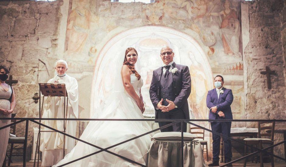 Il matrimonio di Stefano e Giorgia a Bracciano, Roma