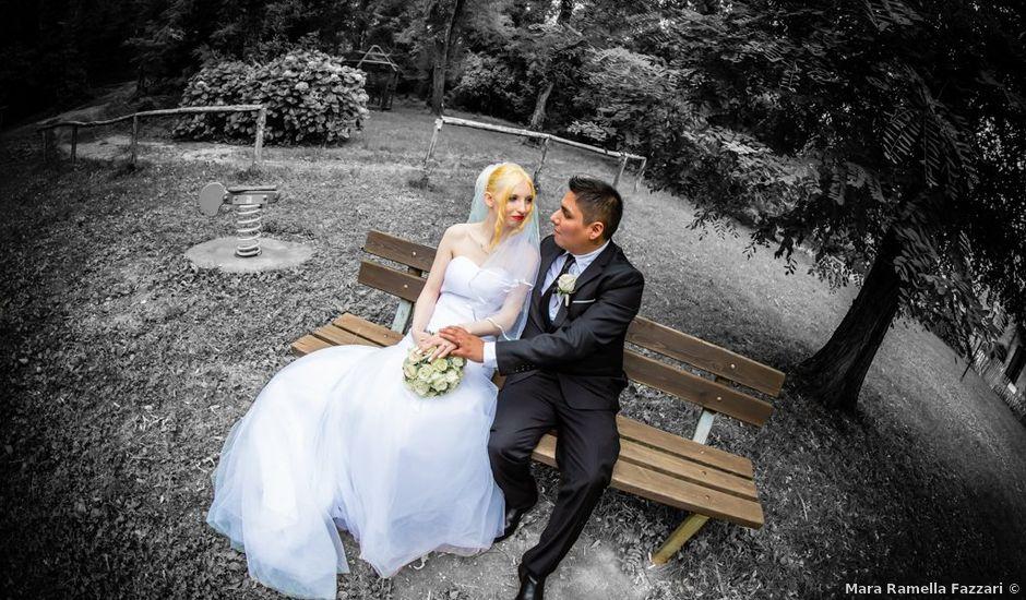 Il matrimonio di Jhordan e Crystal a Genova, Genova