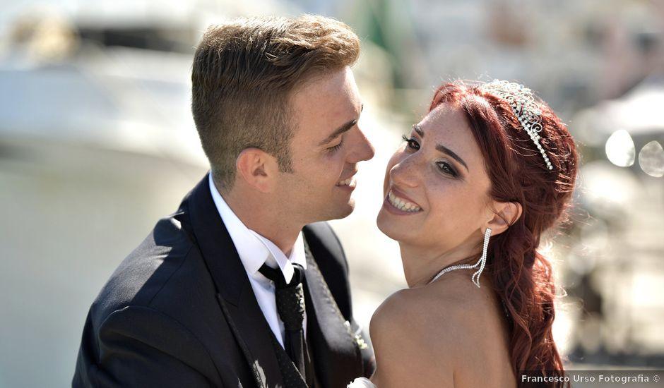 Il matrimonio di Francesco e Dina a Bari, Bari
