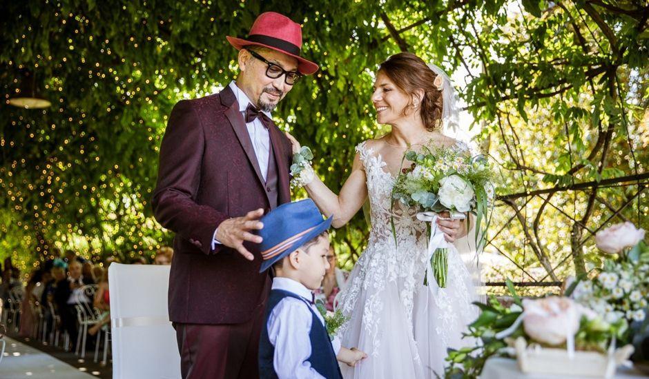 Il matrimonio di Hitoshi e Lisa a Coccaglio, Brescia