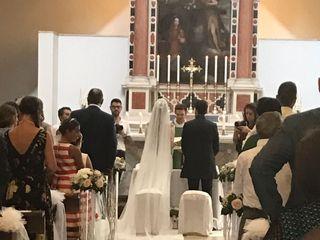 Le nozze di Alessia lazzari e Leonardo Canton  1