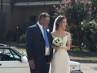 Le nozze di Alessia lazzari e Leonardo Canton  2