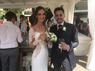 Le nozze di Alessia lazzari e Leonardo Canton  3