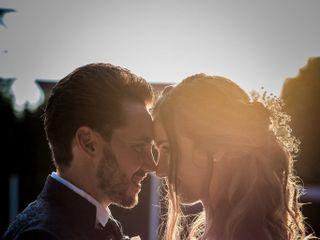Le nozze di Alessia lazzari e Leonardo Canton