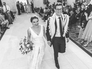 Le nozze di Federica e David