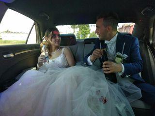 Le nozze di Massimo e Katiuscia