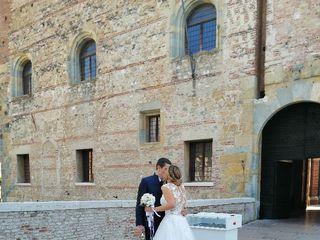Le nozze di Marco e Giorgia 2