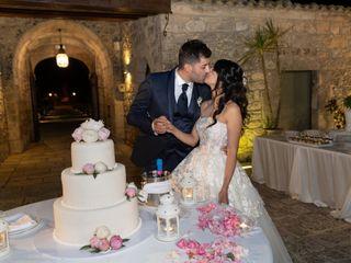 Le nozze di Claudia e Giorgio 1