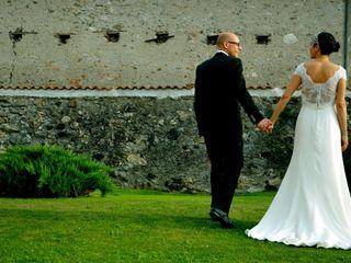 Le nozze di David e MariaElena