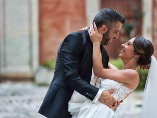 Le nozze di Angela e Valerio