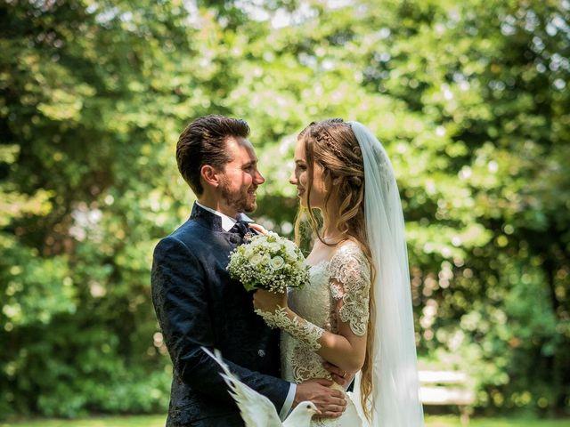 Il matrimonio di Leonardo Canton  e Alessia lazzari a Grisignano di Zocco, Vicenza 1
