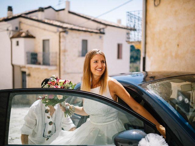 Il matrimonio di Marian e Valentina a Santo Stefano di Sessanio, L'Aquila 28