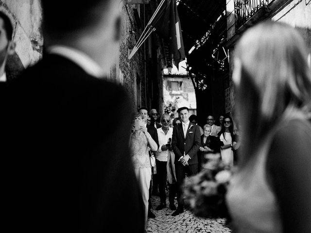 Il matrimonio di Marian e Valentina a Santo Stefano di Sessanio, L'Aquila 30