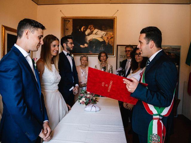 Il matrimonio di Marian e Valentina a Santo Stefano di Sessanio, L'Aquila 33