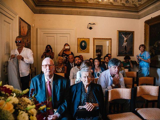 Il matrimonio di Marian e Valentina a Santo Stefano di Sessanio, L'Aquila 34