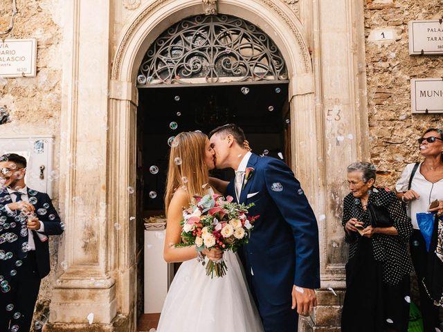 Il matrimonio di Marian e Valentina a Santo Stefano di Sessanio, L'Aquila 38