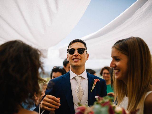 Il matrimonio di Marian e Valentina a Santo Stefano di Sessanio, L'Aquila 45