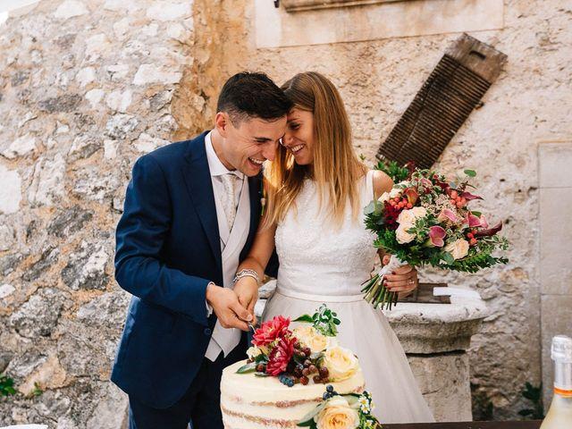 Il matrimonio di Marian e Valentina a Santo Stefano di Sessanio, L'Aquila 49