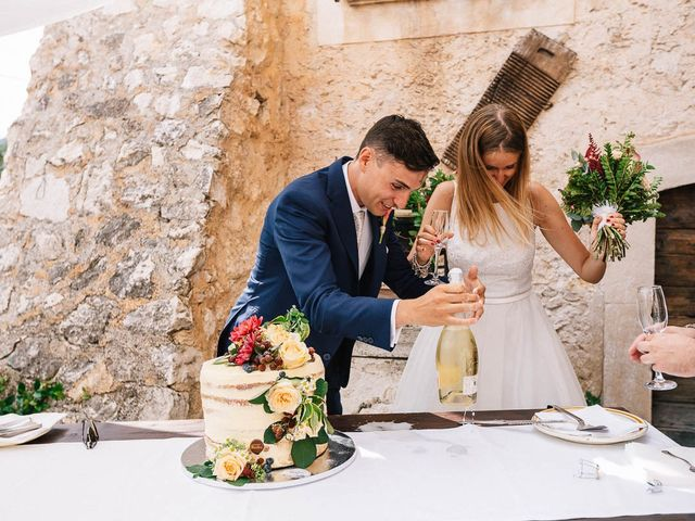 Il matrimonio di Marian e Valentina a Santo Stefano di Sessanio, L'Aquila 50