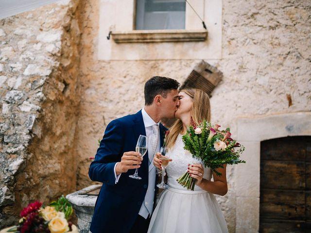 Il matrimonio di Marian e Valentina a Santo Stefano di Sessanio, L'Aquila 51
