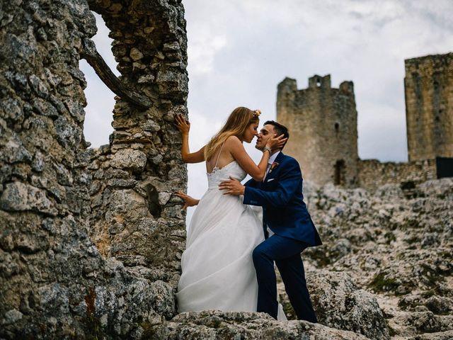 Il matrimonio di Marian e Valentina a Santo Stefano di Sessanio, L'Aquila 57
