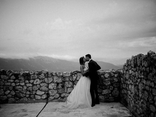 Il matrimonio di Marian e Valentina a Santo Stefano di Sessanio, L'Aquila 59