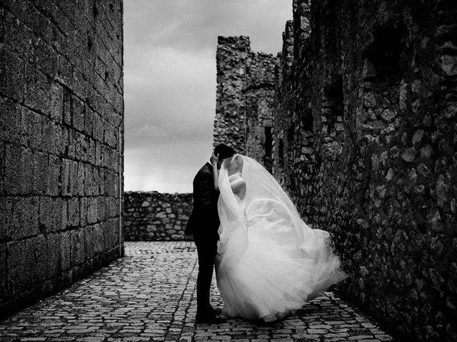 Il matrimonio di Marian e Valentina a Santo Stefano di Sessanio, L'Aquila 61