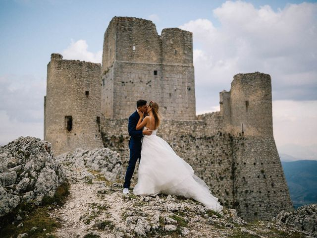 le nozze di Valentina e Marian