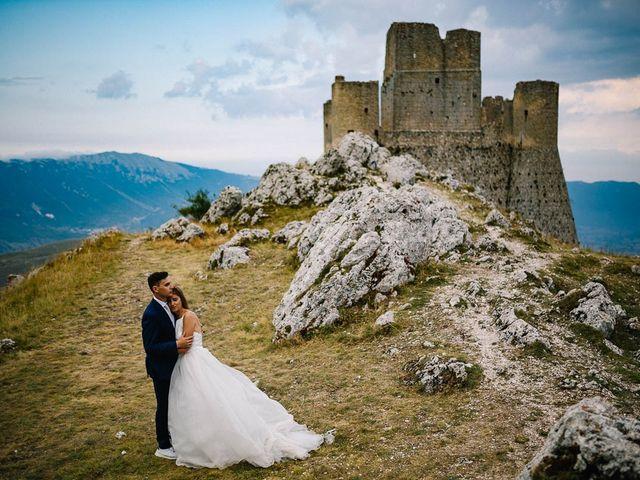 Il matrimonio di Marian e Valentina a Santo Stefano di Sessanio, L'Aquila 66