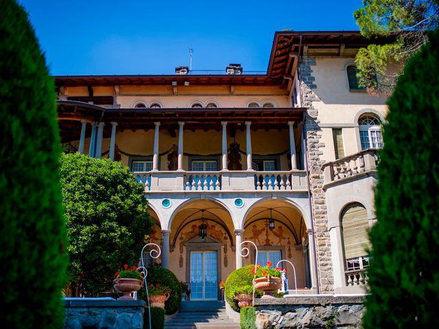 Il matrimonio di Lorenzo e Laura a Mapello, Bergamo 9