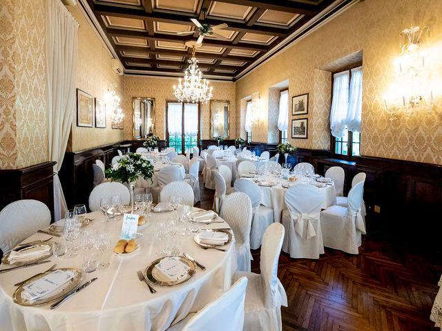 Il matrimonio di Lorenzo e Laura a Mapello, Bergamo 13