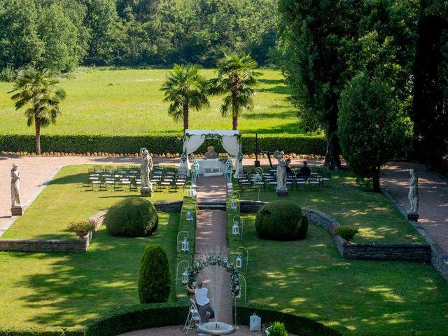 Il matrimonio di Lorenzo e Laura a Mapello, Bergamo 16