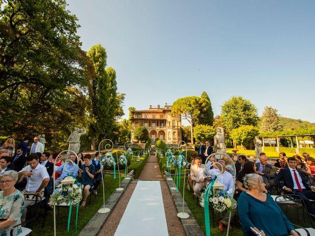 Il matrimonio di Lorenzo e Laura a Mapello, Bergamo 24