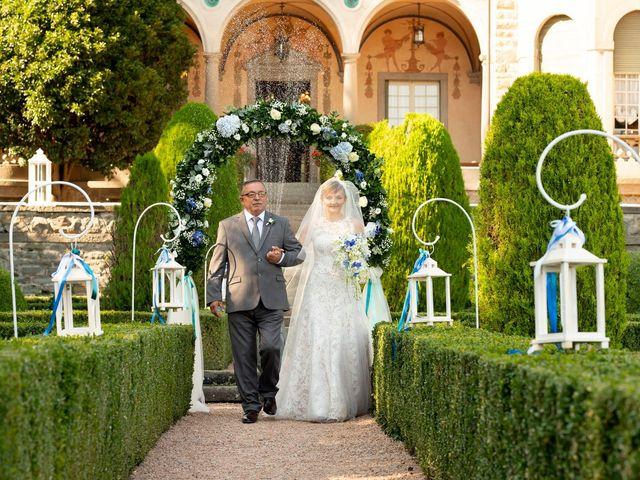 Il matrimonio di Lorenzo e Laura a Mapello, Bergamo 25