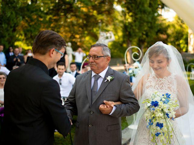 Il matrimonio di Lorenzo e Laura a Mapello, Bergamo 27