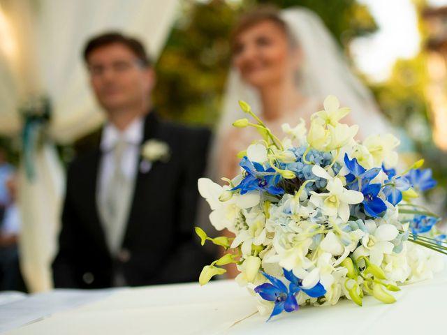 Il matrimonio di Lorenzo e Laura a Mapello, Bergamo 29
