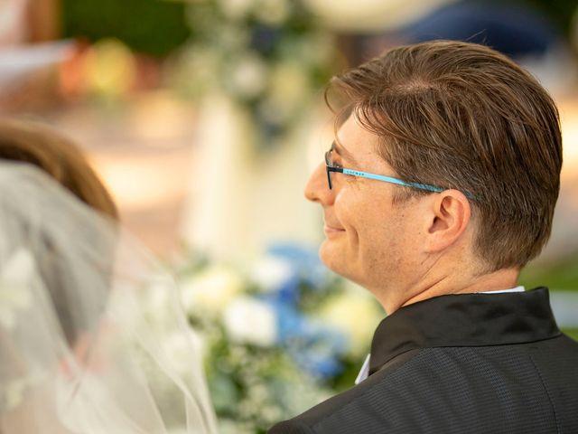Il matrimonio di Lorenzo e Laura a Mapello, Bergamo 32