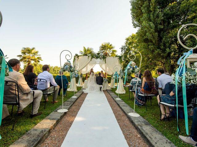 Il matrimonio di Lorenzo e Laura a Mapello, Bergamo 33