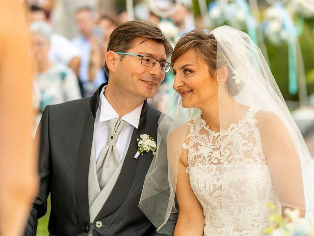 Il matrimonio di Lorenzo e Laura a Mapello, Bergamo 35