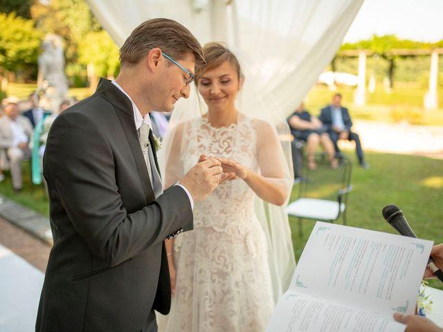 Il matrimonio di Lorenzo e Laura a Mapello, Bergamo 36
