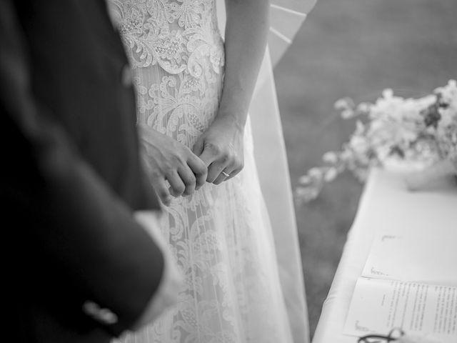 Il matrimonio di Lorenzo e Laura a Mapello, Bergamo 39