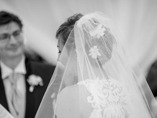 Il matrimonio di Lorenzo e Laura a Mapello, Bergamo 40